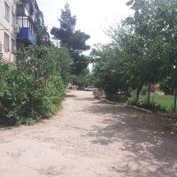 Двор на ул. Горького пос. Ахтырский, Ахтырский