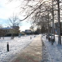 улица Ленина, 29.01.2007., Белореченск
