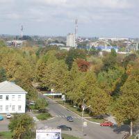 Перекрёсток ул. Ленина и ул. Гоголя, Белореченск