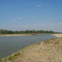 река Белая, 20.08.2009., Белореченск