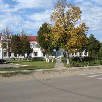 Здание Пенсионного фонда, 25.10.2006., Белореченск