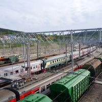 Станция Тоннельная, Верхнебаканский