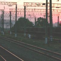 восход на Тоннельной, Верхнебаканский