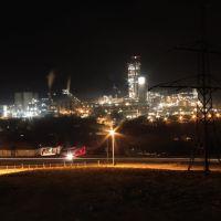 Цементный завод в Тонельной, Верхнебаканский