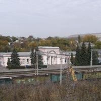 Станция Тоннельная / Station Tonnelnaya, Верхнебаканский