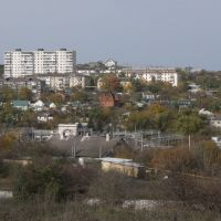 Верхнебаканский / Village Verkhnebakansky, Верхнебаканский