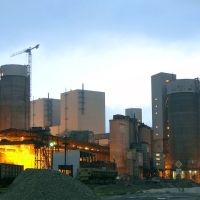 Верхнебаканский цементный завод, Верхнебаканский