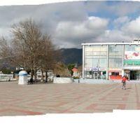 Площадь. Панорама., Геленджик