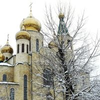 Свято-Троицкий храм, Горячий Ключ