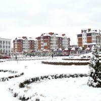 Центр города, Горячий Ключ