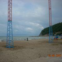 Пляж в джубга, Джубга