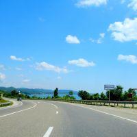 Route M27 . Впереди Сочи, Джубга