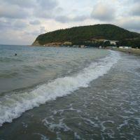На берегу, Джубга