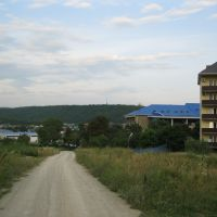 Проход на гору Ёжик (песочная дорога), Джубга