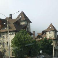 Маленький замок, Джубга