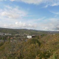 Горный пейзаж, Джубга