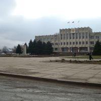 раисполком, Динская