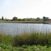Панорама реки, Динская