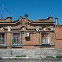 купеческий квартал 19 века/ merchant quarter of the 19th century, Ейск