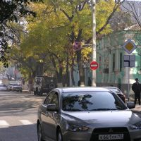 Улица Победы, Ейск