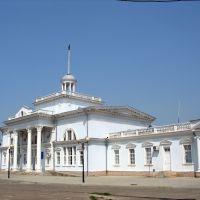 Ейский вокзал, Ейск
