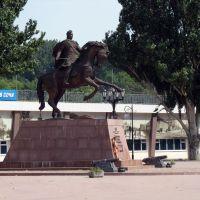 Памятник Воронцову, Ейск