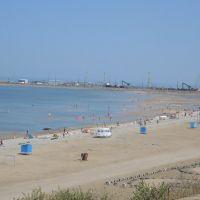 """Ейск пляж """"каменка"""" 2007г., Ейск"""