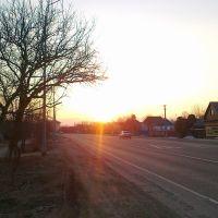 Рано утром, Ильский