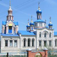 Церковь в станице Кисляковская. - The Orthodox Church., Калинино