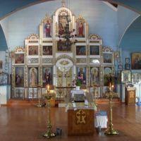 Свято-Богоявленский храм. 2010 год, Калининская