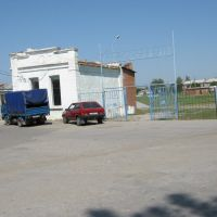 Калининский стадион, Калининская