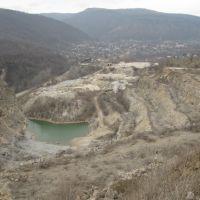 пос.Каменномостский, изветковый карьер, Каменномостский