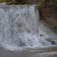 Водопад мешоко, Каменномостский