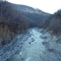 """Река """"Белая"""", Каменномостский"""