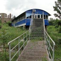 синее здание, Каменномостский