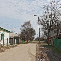 Каневская - улица Красная - 4.04.2010 г., Каневская