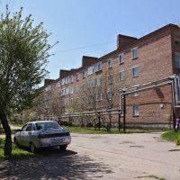 Каневская, ул. Промысловая - 25.04.2010 г., Каневская
