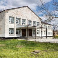 Каневская. Школа №1. 2011.04.24, Каневская