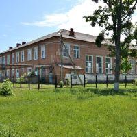 Сельская школа / The rural school, Красноармейская