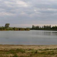 Озеро копытце, Красноармейская