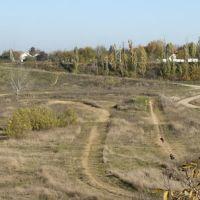 Кроссовая трасса в Усть-Лабинске, Красноармейская