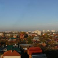 Панорама, вид с Покровки..., Краснодар