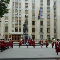 Марш казачьего войска..., Краснодар