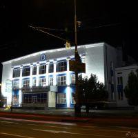 "Ночной Краснодар, дом спорта ""ДИНАМО""..., Краснодар"