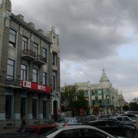Угол Гимназической и Красной, Краснодар