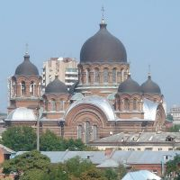Собор Св. Екатерины, Краснодар