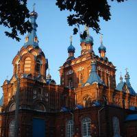 Храм Св. Георгия Победоносца, Краснодар