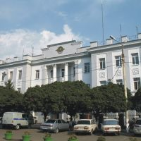 горотдел МВД и ФСБ. http://kropotkin23.ru/, Кропоткин
