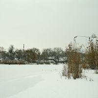 городской пляж. Январь 2009, Кропоткин