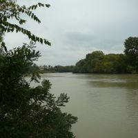 Вид с берега на Север, Кропоткин